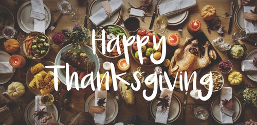 Happy Thanksgiving from San Antonio Mortgage Group